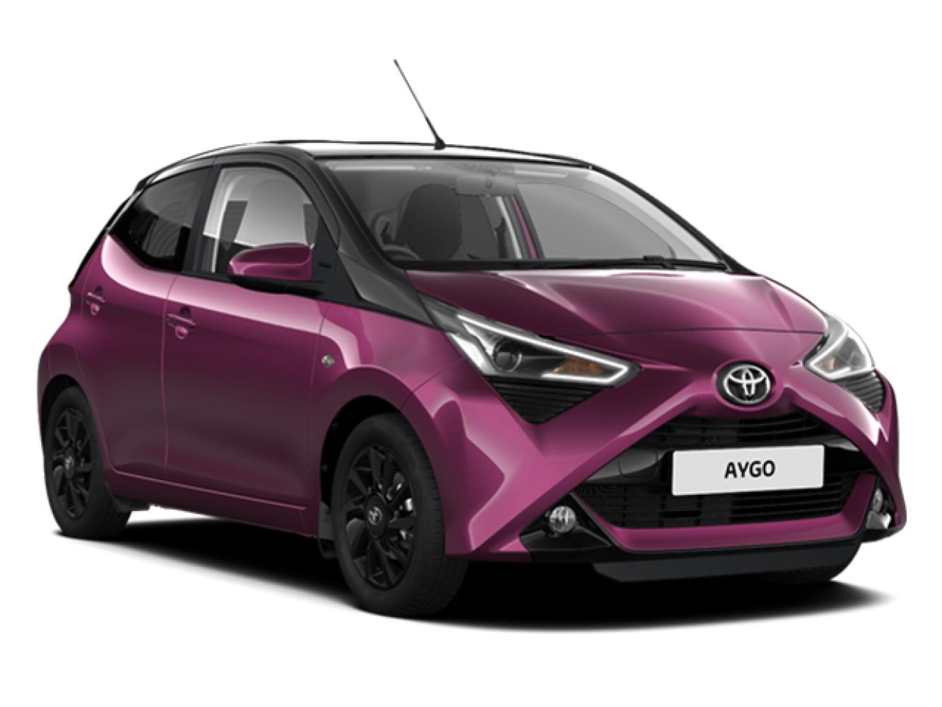 New Toyota AYGO 1.0 VVT-i X-Cite 5 5dr Petrol Hatchback