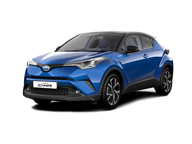 Toyota C-HR 1.2T Design 5dr [Leather] Petrol Hatchback