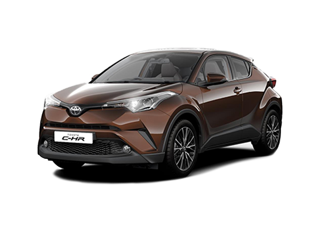 Toyota C-HR 1.2T Excel 5dr [Leather/JBL] Petrol Hatchback