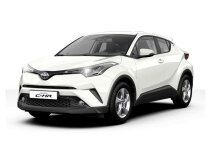 Toyota C-HR 1.2T Icon Manual