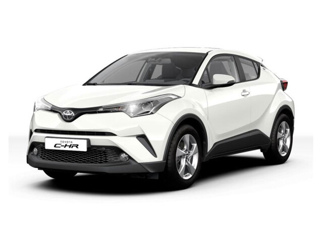 Toyota C-HR 1.8 Hybrid Icon 5dr CVT [Leather] Hybrid Hatchback