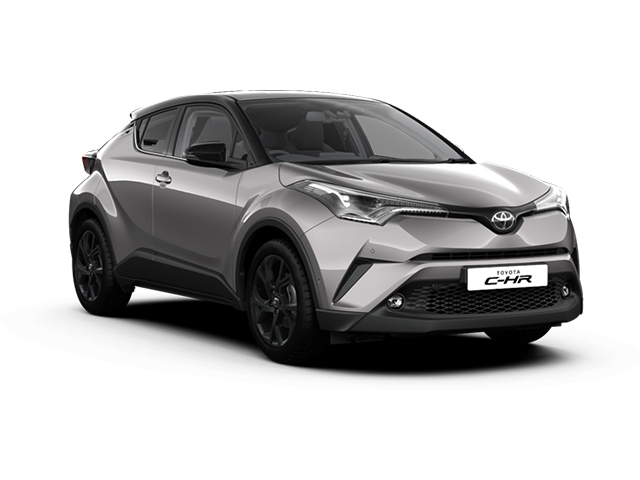 Toyota C-HR 1.2T Dynamic 5dr [Leather] Petrol Hatchback