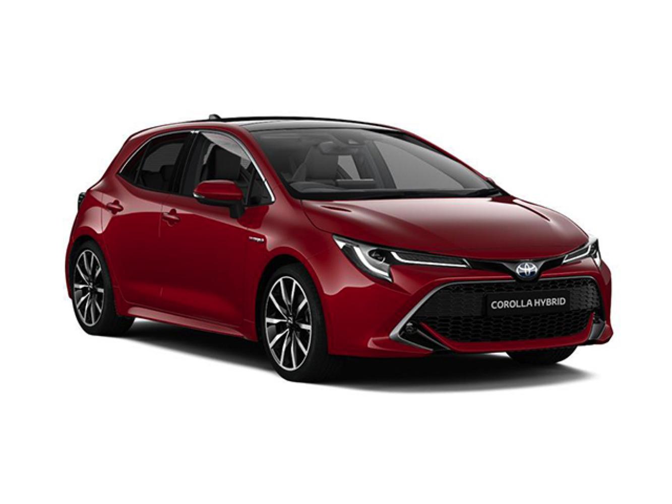 New Toyota Corolla 1 8 Vvt I Hybrid Excel 5dr Cvt