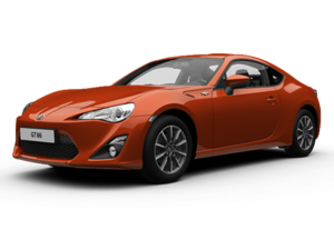 Toyota GT86 2.0 D-4S Primo 2Dr [nav + Leather] Petrol Coupe