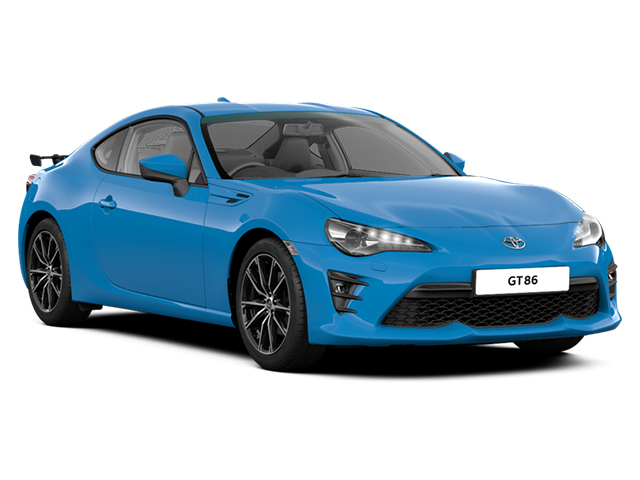 Toyota GT86 2.0 D-4S Blue Edition 2dr [Performance Pack] Petrol Coupe