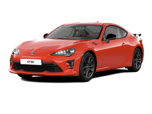 Toyota GT86 2.0 D-4S Orange Edition 2Dr Petrol Coupe