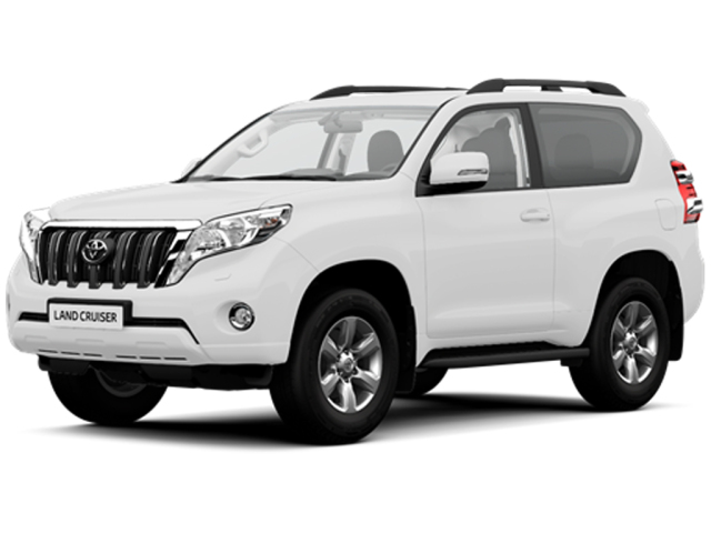Toyota Land Cruiser 2.8 D-4D Utility 3dr 5 Seats Diesel Station Wagon