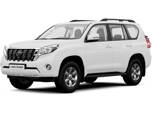 Toyota Land Cruiser 2.8 D-4D Active 5Dr Auto 5 Seats [nav] Diesel Station Wagon