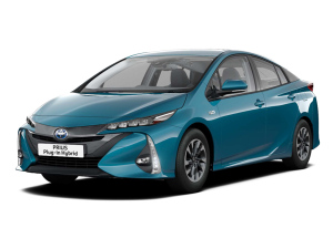 Toyota Prius 1.8 Vvti Plug-In Bus Ed Plus 5Dr Cvt [solar Roof] Hatchback
