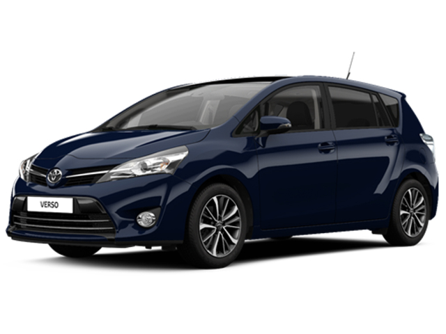 New Toyota Verso 1 8 V Matic Design Leather 5dr M Drive S