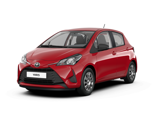 Toyota Yaris 1.0 Active 5Dr