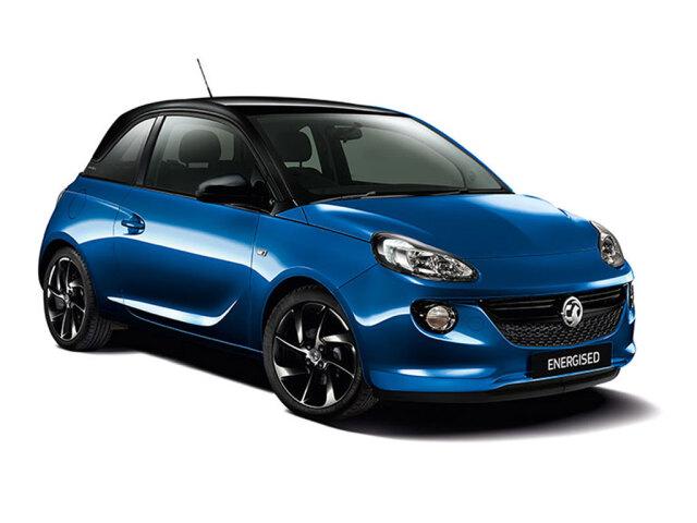 New Vauxhall Adam 1 2i Energised 3dr Petrol Hatchback For