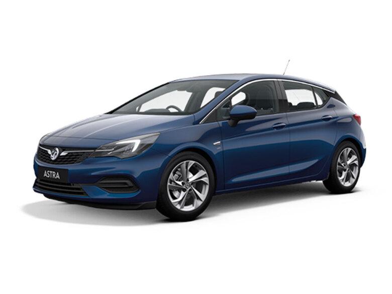 New Vauxhall Astra 1.2 Turbo SRi Nav 5dr Petrol Hatchback ...