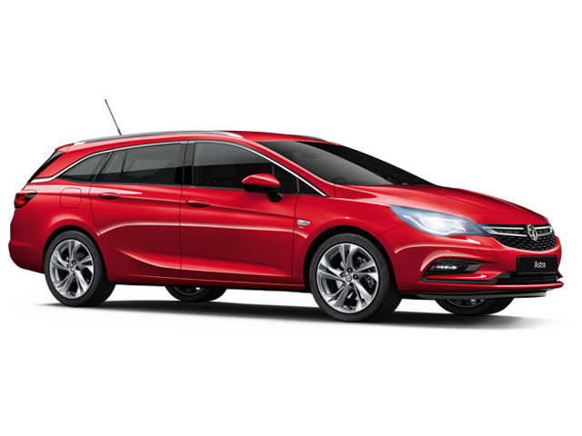 Vauxhall Astra Sports Tourer SRi 1.6CDTi 136PS ST