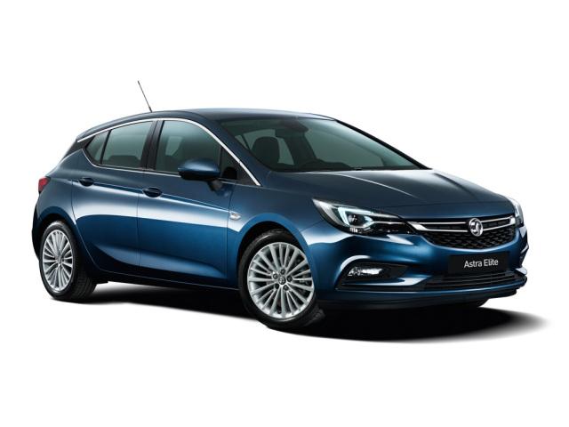 New Vauxhall Astra 1 6 Cdti 16v Elite Nav 5dr Diesel