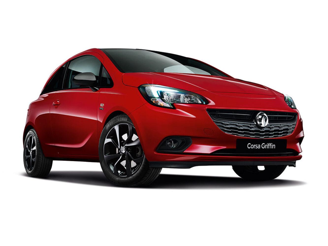 new vauxhall corsa 1 4 griffin 3dr petrol hatchback for. Black Bedroom Furniture Sets. Home Design Ideas