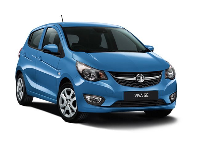 The Vauxhall VIVA Overview