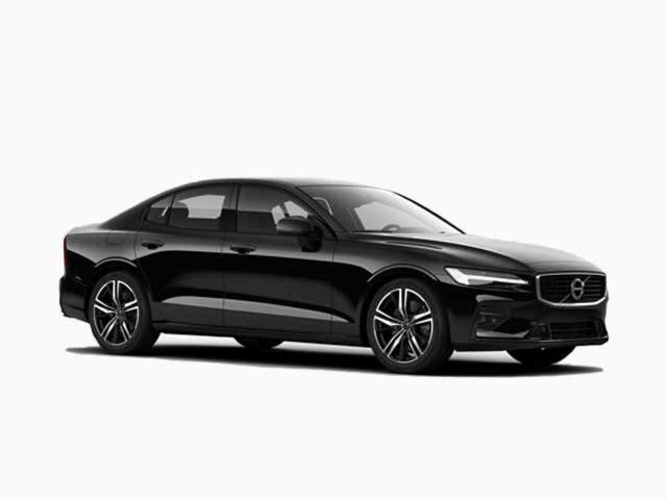 New Volvo S60 2.0 T5 R DESIGN Plus 4dr Auto Petrol Saloon ...