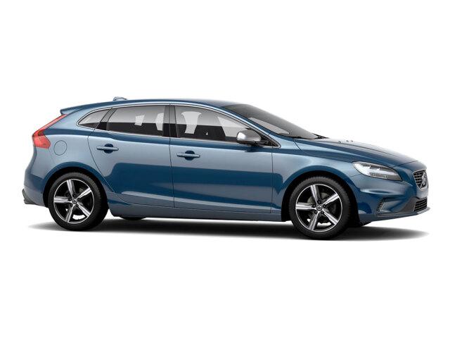 New Volvo V40 D2 [120] R Design Nav Plus 5Dr sel Hatchback for ...
