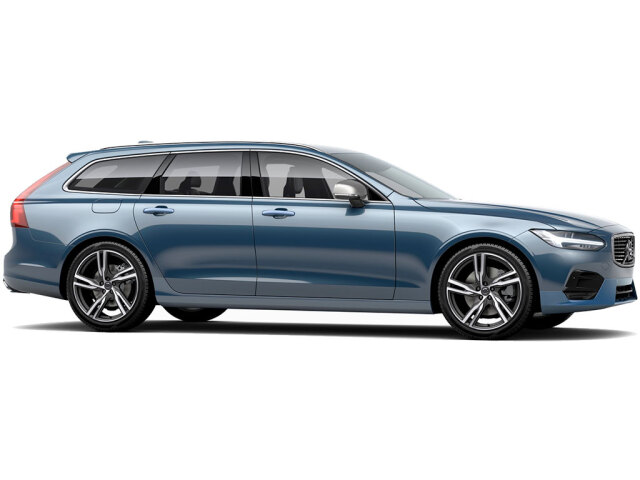 new volvo v90 2 0 t8 hybrid r design pro 5dr awd. Black Bedroom Furniture Sets. Home Design Ideas