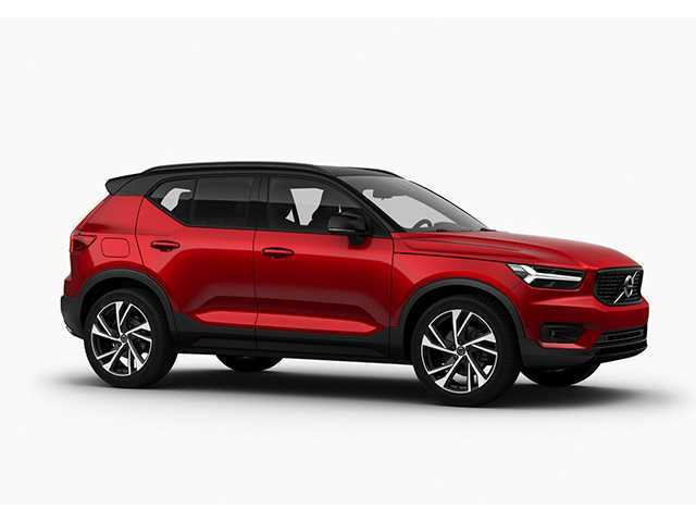 Volvo Xc40 1.5 T3 [163] R DESIGN Pro 5dr Geartronic Petrol Estate