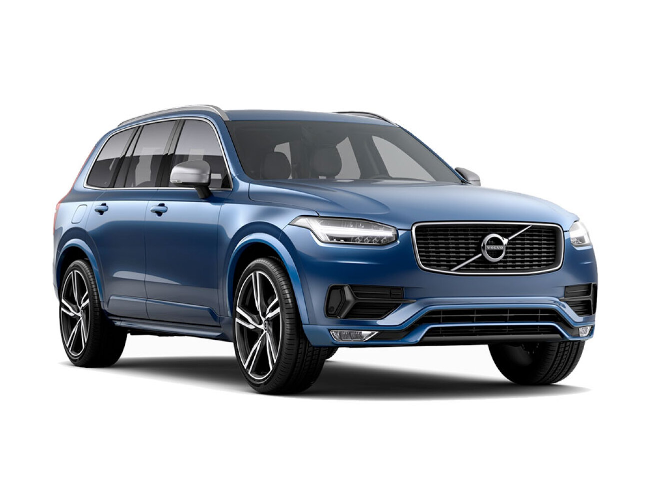 new volvo xc90 2 0 d5 powerpulse r design pro 5dr awd. Black Bedroom Furniture Sets. Home Design Ideas