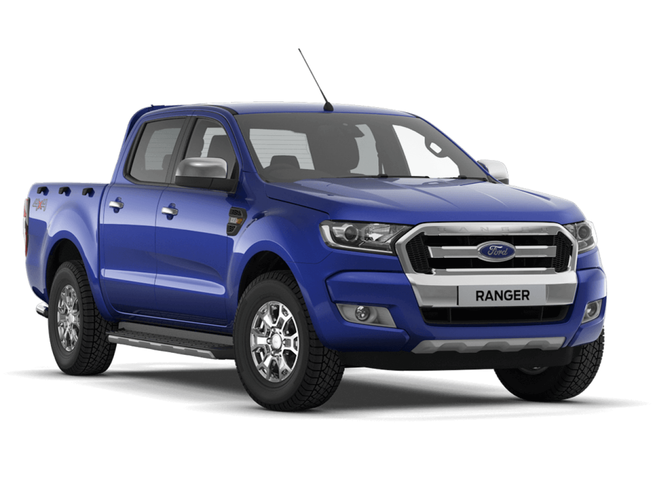 new ford ranger diesel pick up double cab limited 2 2 2. Black Bedroom Furniture Sets. Home Design Ideas