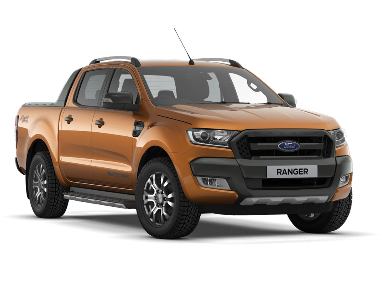 Ford ranger diesel pick up double cab wildtrak 3 2 tdci 200 auto