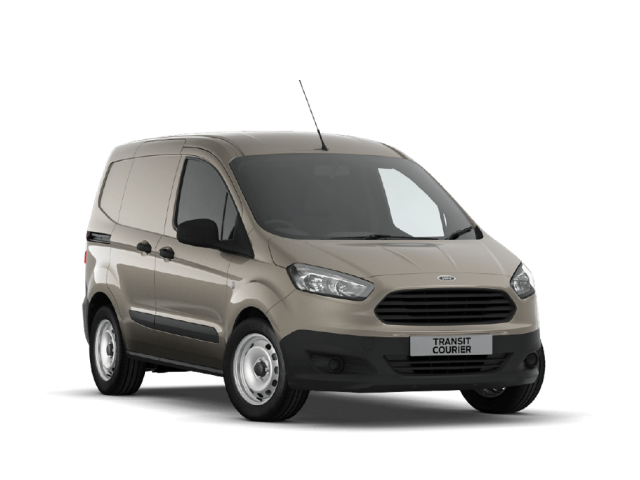 New Ford Transit Courier Petrol 1 0 Ecoboost Trend Van For