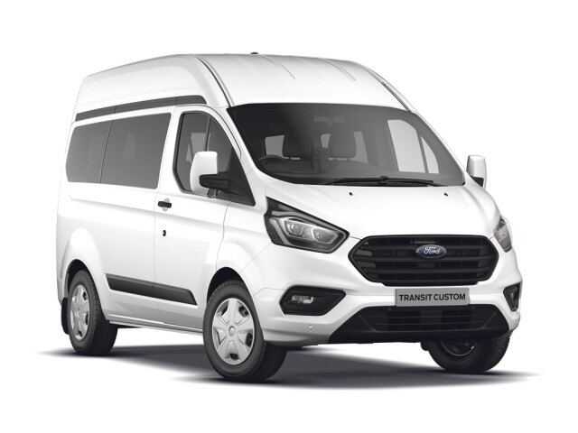 Ford Transit Custom 340 L1 Diesel Fwd 2.0 Tdci 130Ps High Roof Kombi Trend Van