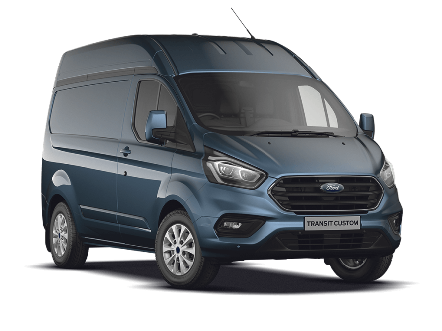 2d4319d36ebb86 New Ford Transit Custom 320 L2 Diesel Fwd 2.0 TDCi 130ps High Roof Limited Van  for Sale