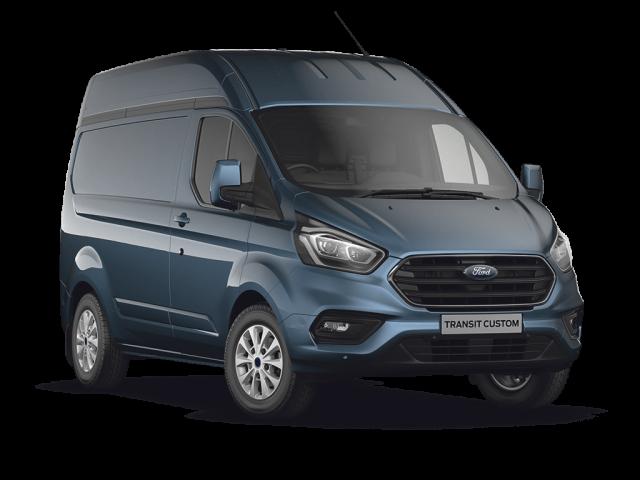 057c9ee166 Ford Transit Custom 290 Lwb Diesel Fwd 2.0 Tdci 170Ps High Roof Limited Van