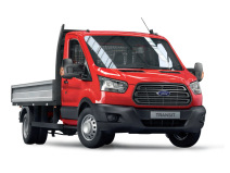 Ford Transit 350 L4 H1 2.2 100ps Dropside 2Dr