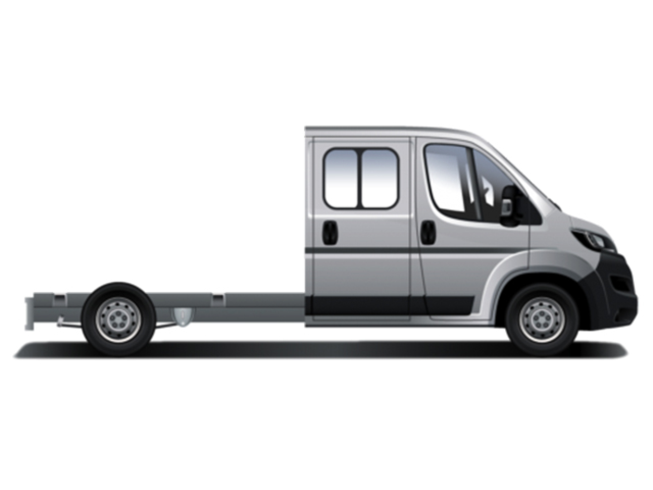 17913be1da New Peugeot Boxer 335 L3 Diesel 2.0 BlueHDi Crew Cab Chassis 130ps ...