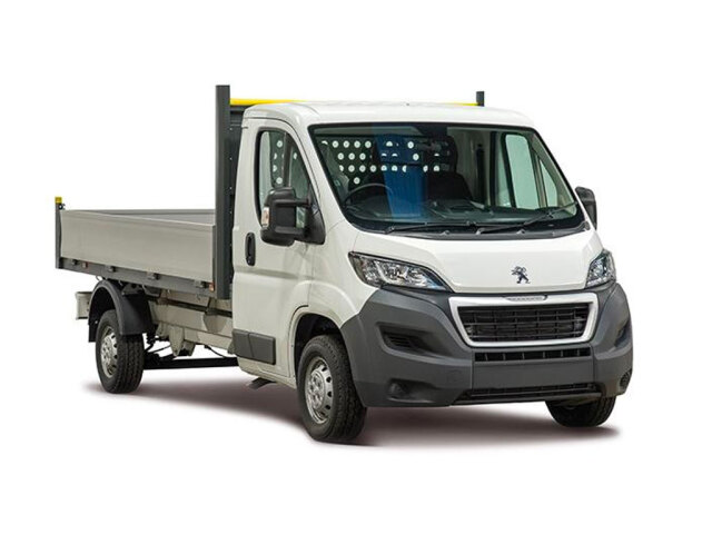 Peugeot Boxer 335 L3 Diesel 2.0 BlueHDi Dropside 160ps Plus