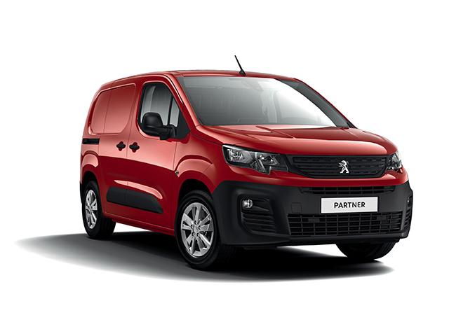 858631ca7c Peugeot Partner Long Diesel 950 1.6 Bluehdi 100 Grip Van