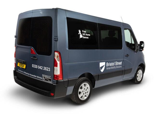 new renault master vans for sale bristol street motors. Black Bedroom Furniture Sets. Home Design Ideas