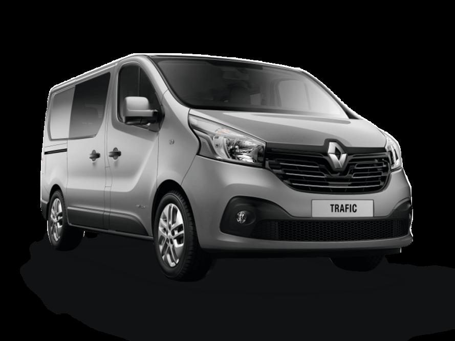 755bb130f3 New Renault Trafic Lwb Diesel LL29 ENERGY dCi 95 Sport Nav Crew Van for  Sale