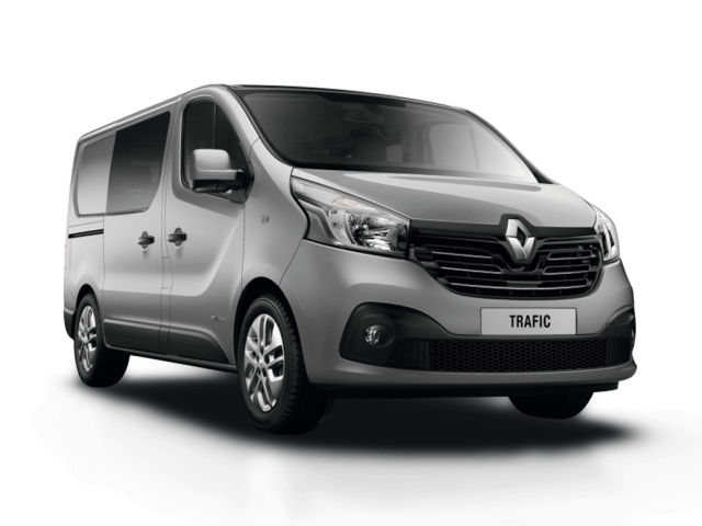 New Renault Trafic Lwb Diesel Ll29 Energy Dci 145 Sport ...  New Renault Tra...