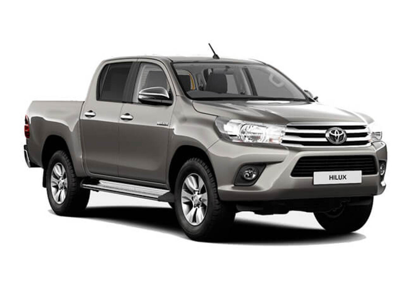 new toyota hilux diesel icon d cab pick up 2 4 d 4d auto for sale bristol street. Black Bedroom Furniture Sets. Home Design Ideas
