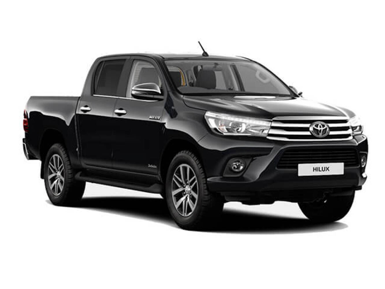 new toyota hilux diesel invincible d cab pick up 2 4 d 4d auto for sale bristol street. Black Bedroom Furniture Sets. Home Design Ideas