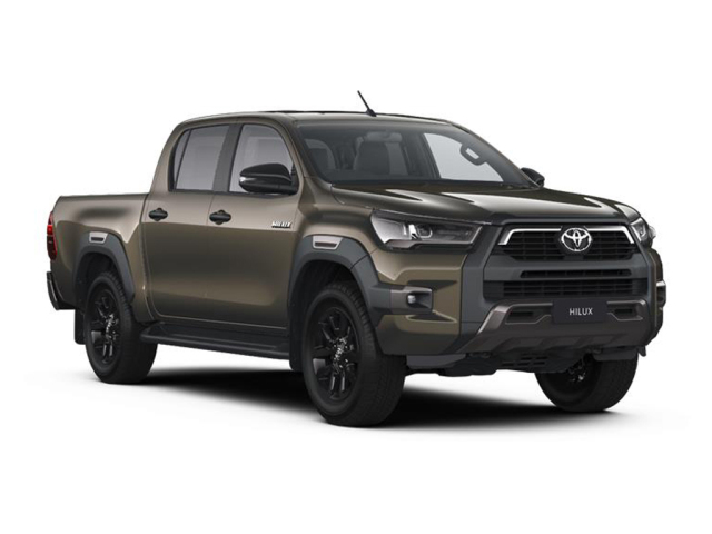 Toyota Hilux Diesel Invincible X D/Cab Pick Up 2.8 D-4D