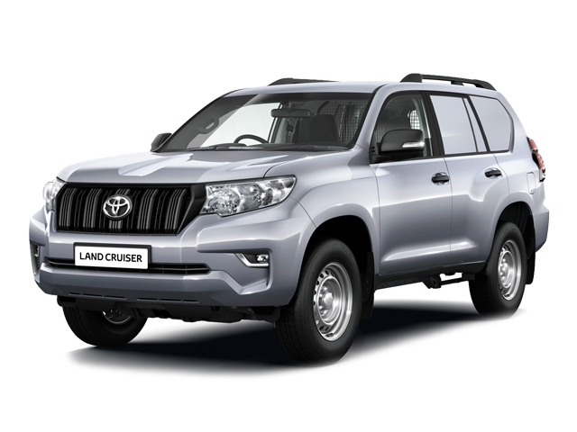 Toyota Land Cruiser Swb Diesel 2.8D Active Commercial Auto [Nav]