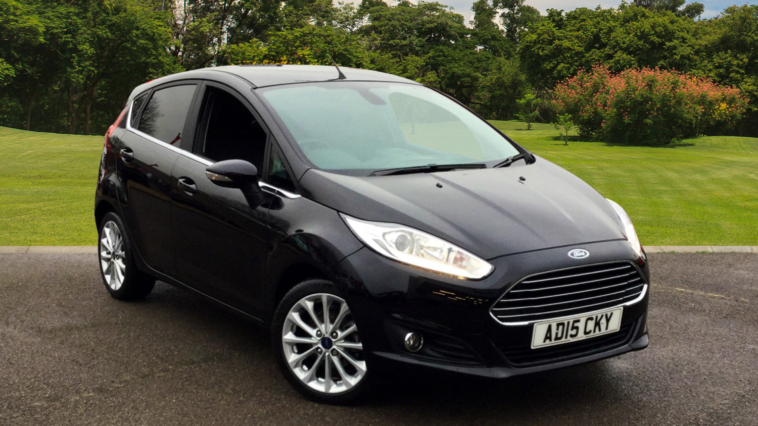 used ford fiesta 1 5 tdci titanium x 5dr diesel hatchback for sale bristol street motors. Black Bedroom Furniture Sets. Home Design Ideas