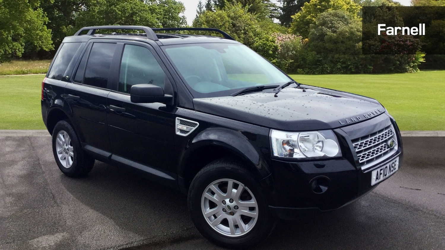 used land rover freelander 2 2 td4 e xs nav 5dr diesel. Black Bedroom Furniture Sets. Home Design Ideas