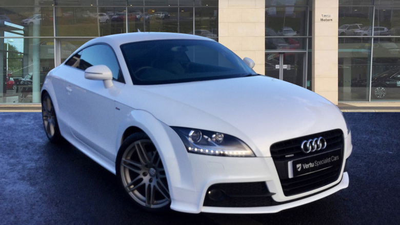 Buy Online Audi TT 2.0 TDI Quattro Black Edition 2dr S Tronic Diesel Coupe for Sale | Bristol ...