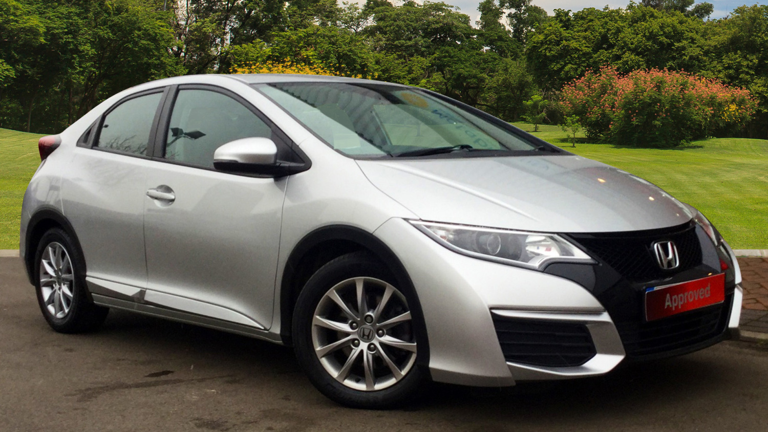 used honda civic 1 6 i dtec s 5dr nav diesel hatchback. Black Bedroom Furniture Sets. Home Design Ideas