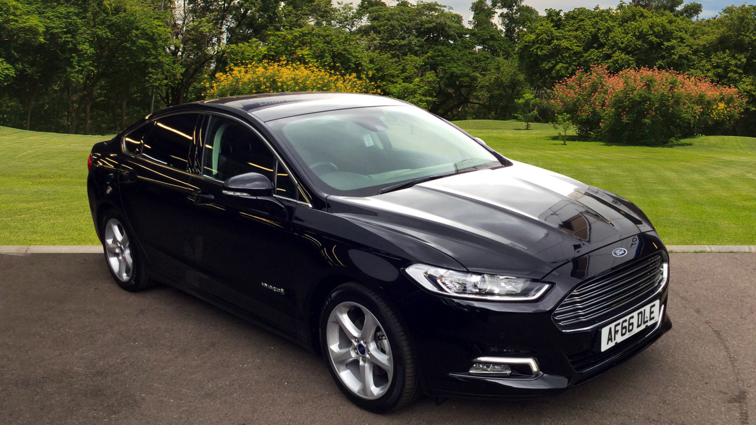 My Ford Touch Screen Is Black >> Used Ford Mondeo 2.0 Hybrid Titanium 4Dr Auto Hybrid Saloon for Sale | Bristol Street Motors