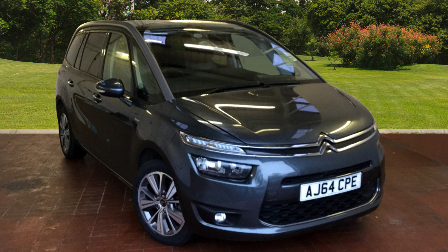 used citroen grand c4 picasso 1 6 e hdi 115 exclusive 5dr diesel estate for sale bristol. Black Bedroom Furniture Sets. Home Design Ideas