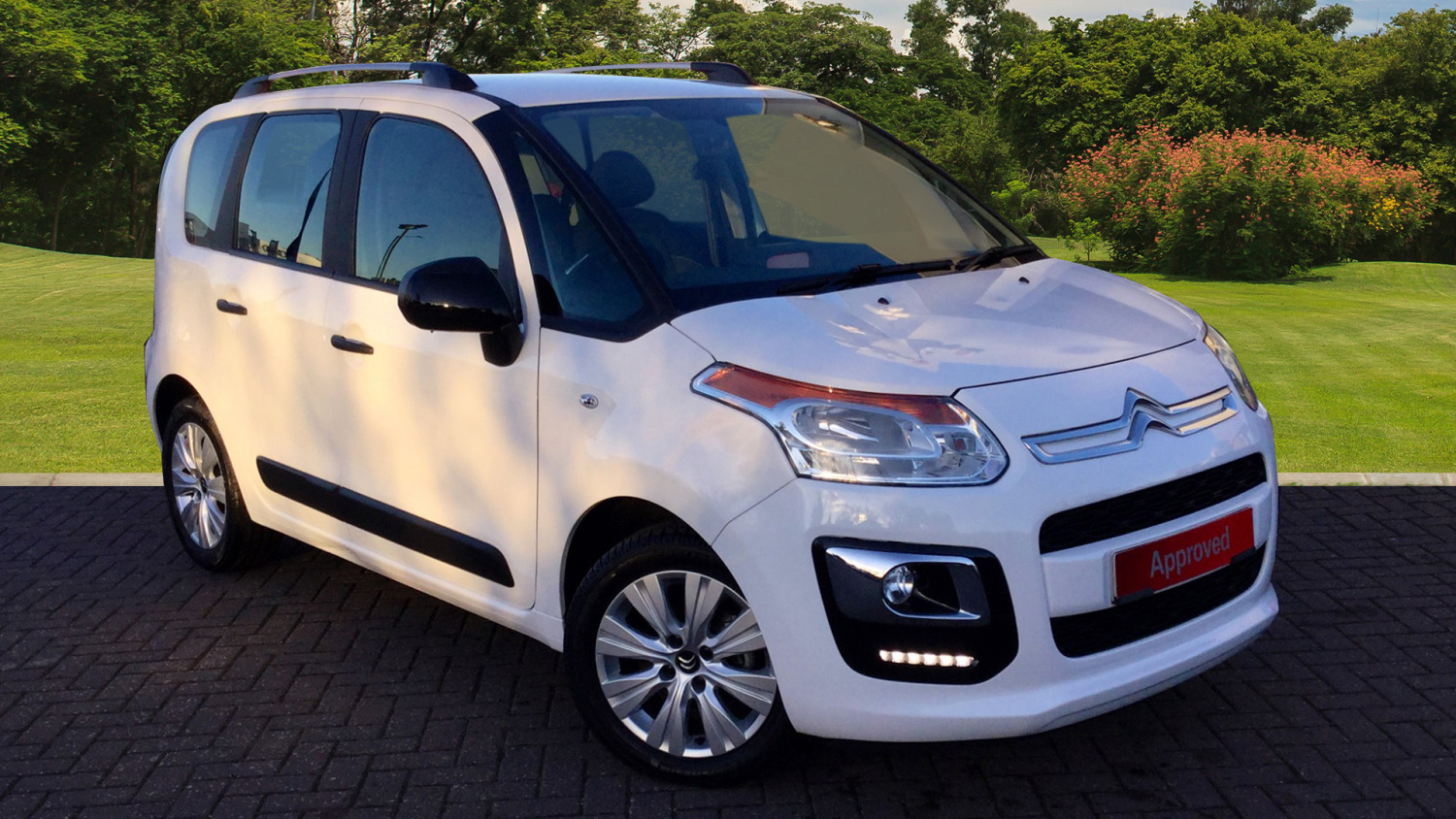 used citroen c3 picasso 1 6 bluehdi edition 5dr diesel. Black Bedroom Furniture Sets. Home Design Ideas